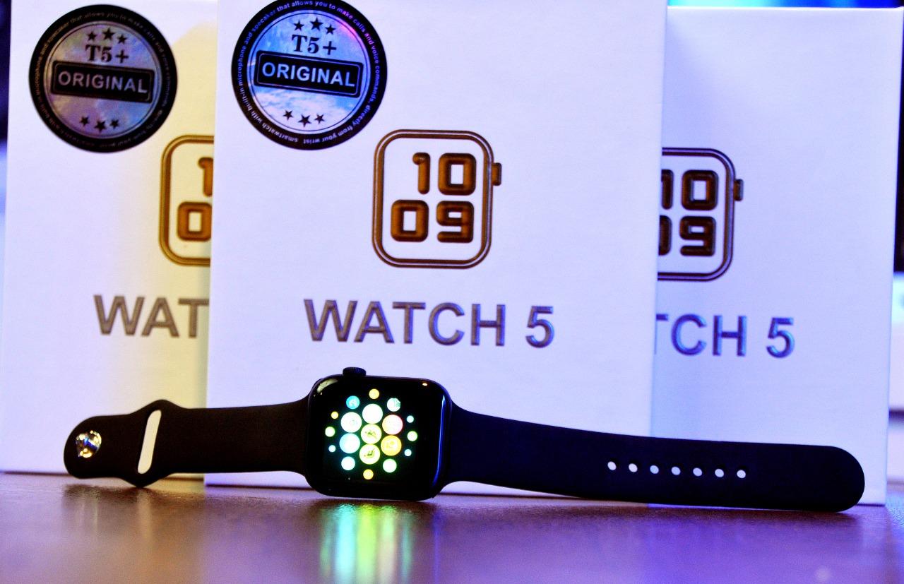 T5 plus Smart Watch