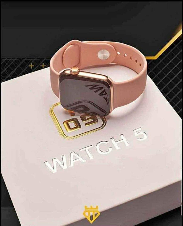 T5 Smart Watch