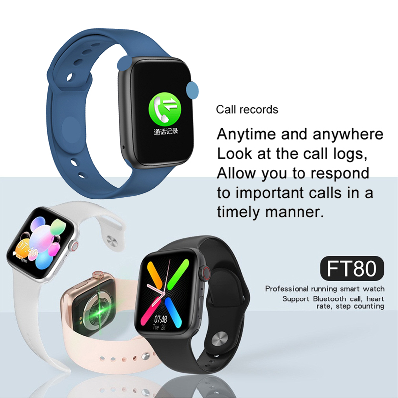 FT80 smart watch