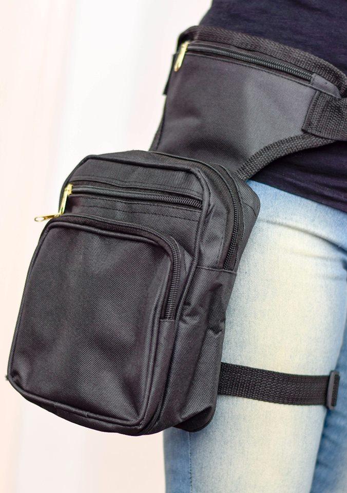 Side Leg Bag