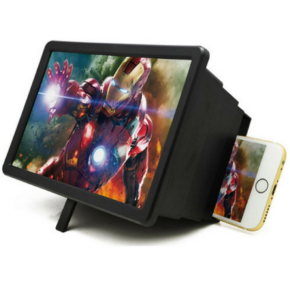 مكبر شاشة الموبايل ثلاثي الابعاد